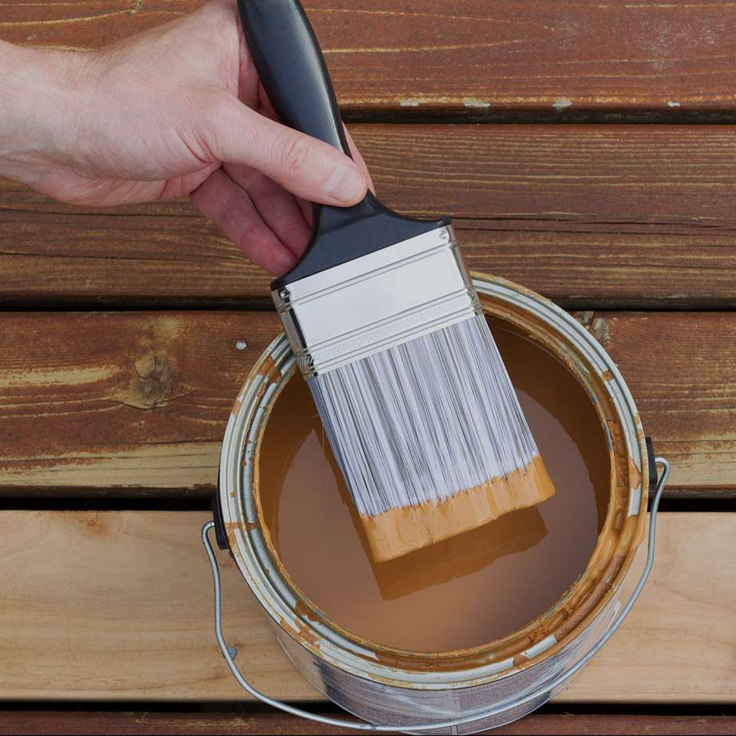 deck painting services indianapolis in